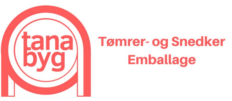 Tana Byg Tømrer og Snedker Træ Emballage i Ringkøbing skjern og omegn